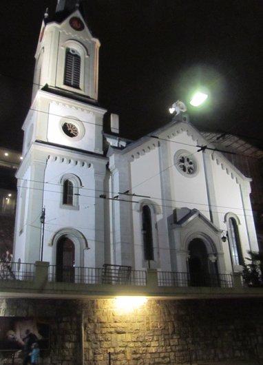 Montreux église évangélique allemande