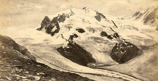 Mont Rose glacier du Gorner