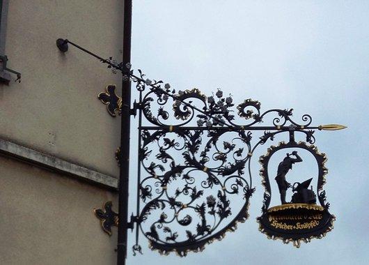Fribourg, Ferronnerie d'Art