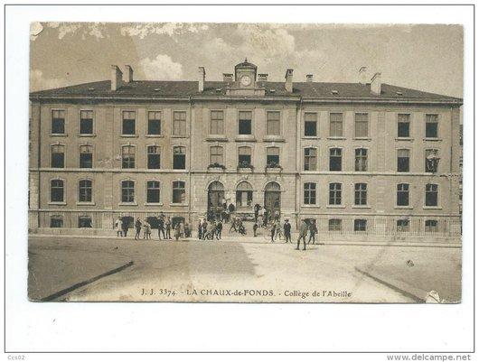 Collège de l'Abeille à La Chaux-de-Fonds_683