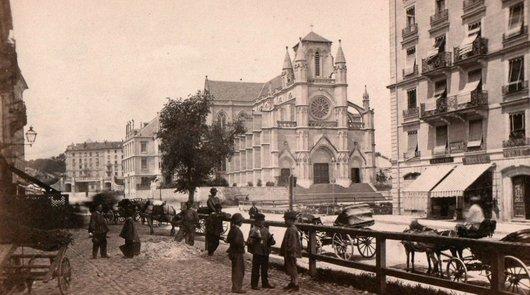 Geneve basilique Notre-Dame