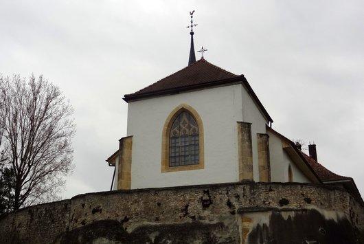 Vallon - Eglise Saint-Pierre de Carignan
