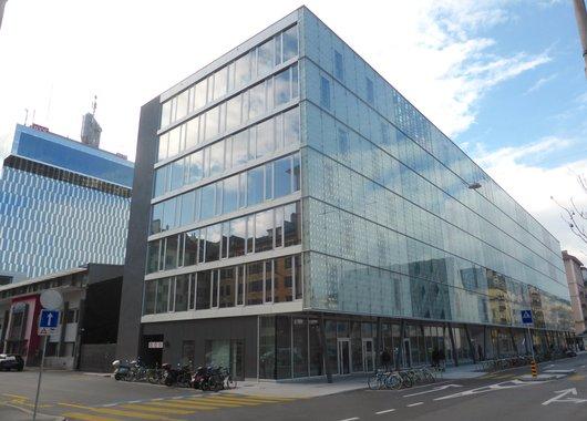 Genève, maison de télévision
