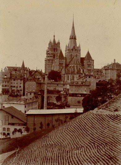Cath U00e9drale Notre-dame De Lausanne