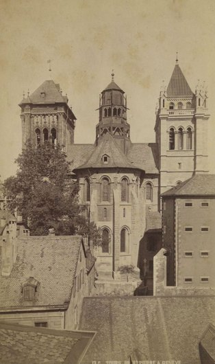 Genève cathédrale St-Pierre