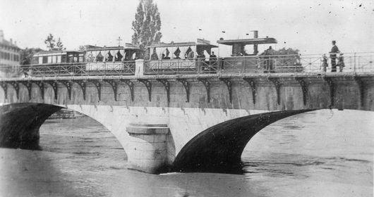 Le  Pont de Carouge
