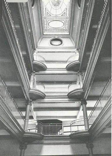 Immeuble ( futur EPA )