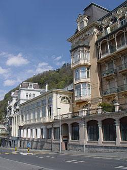 Musée Audiorama à Montreux - Territet