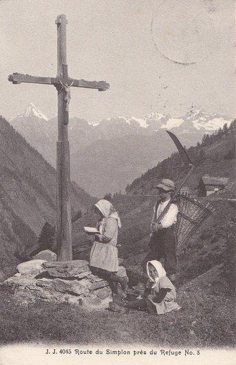 Prière avant le travail