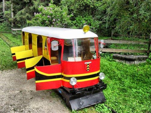 Le p'tit train de Valangin