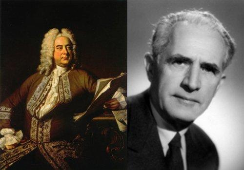 Georg Friedrich HÄNDEL, La Suite Amaryllis, Orchestre de la Suisse Romande, Edmond APPIA, 1963