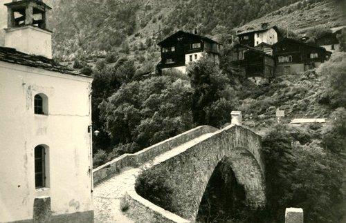 Stalden, le Rütti Brücke