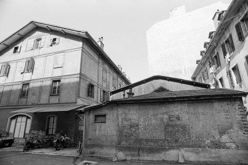 Genève, Rue Guillaume de Marcossay