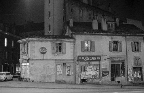 Genève, le Café de la Pointe