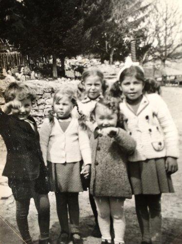 Enfants de Grimentz