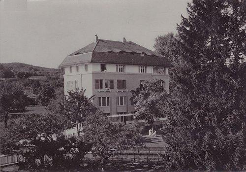 Lausanne Chailly villa Florès