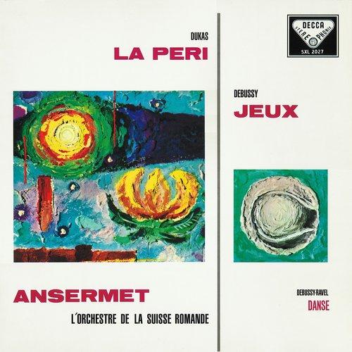 Paul Dukas, La Péri, précédée de sa Fanfare, OSR, Ernest ANSERMET, 1-23 avril 1958, Victoria Hall, Genève, Decca