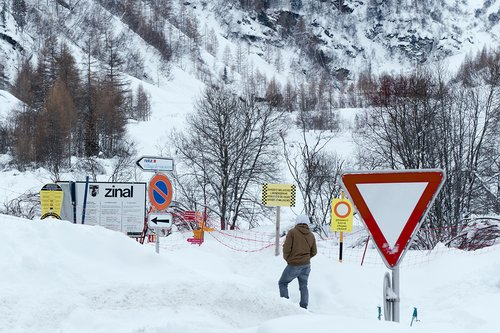 Janvier 2018, le grand danger d'avalanches