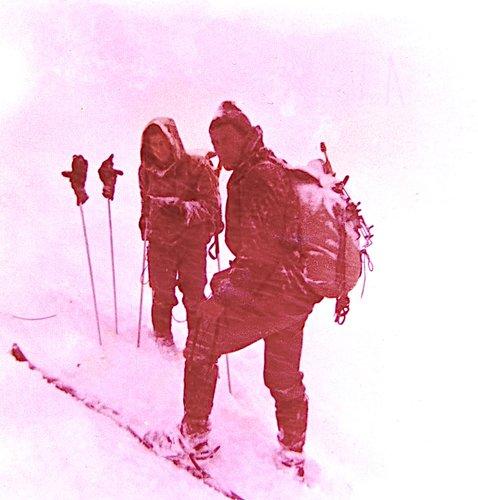 Dent Jaune, 3186 mètres
