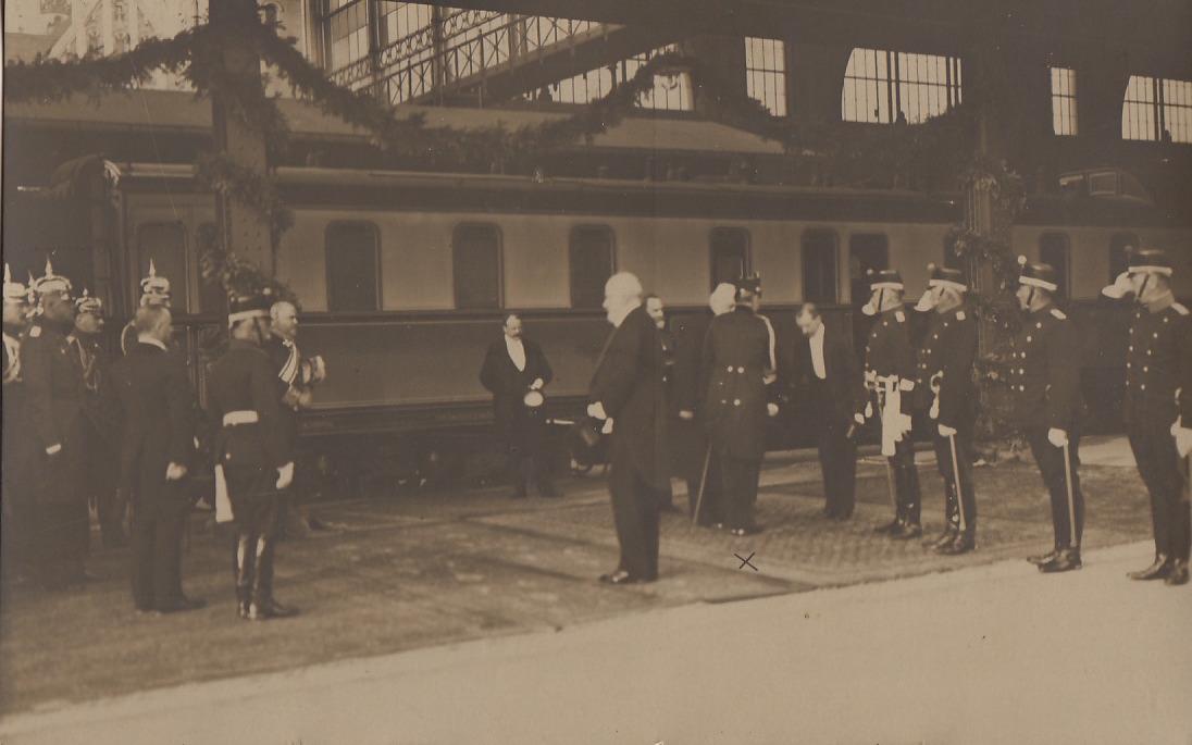 Guillaume II à Zürich
