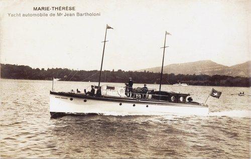 Yacht du Léman Marie-Thérèse