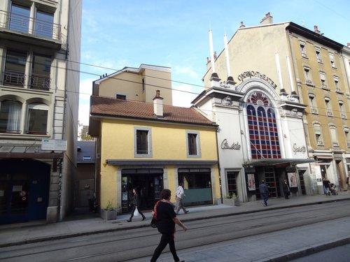 Genève, le Casino-Théâtre en 2017