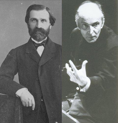 Giuseppe Verdi, «Messa da Requiem», G.LITTASY, O.DOMINGUEZ, A.SHUARD, N.GEDDA, Choeur de la RTF, ONRDF, Igor MARKEVITCH, 7 mai 1959, Théâtre des Champs-Elysées, Paris