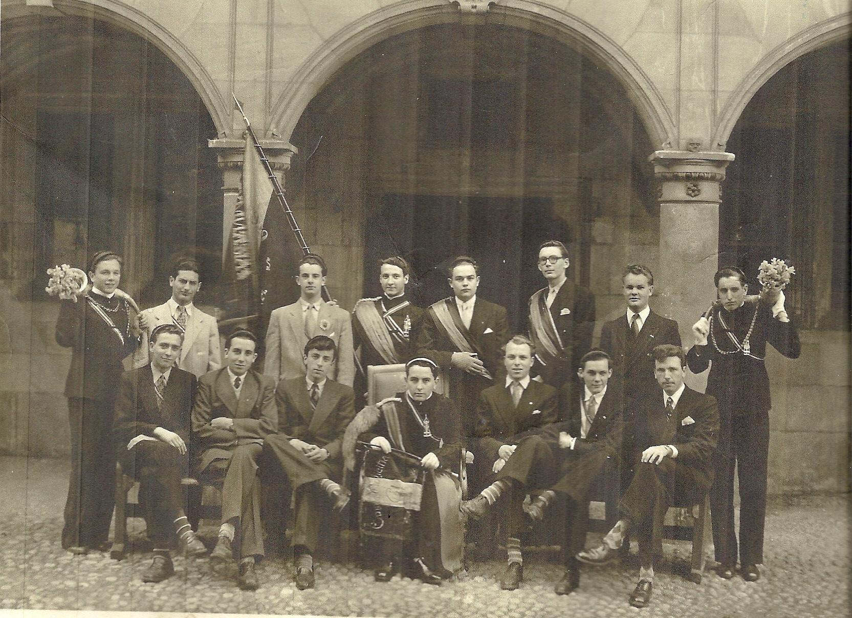 Gymnasia 1950-51