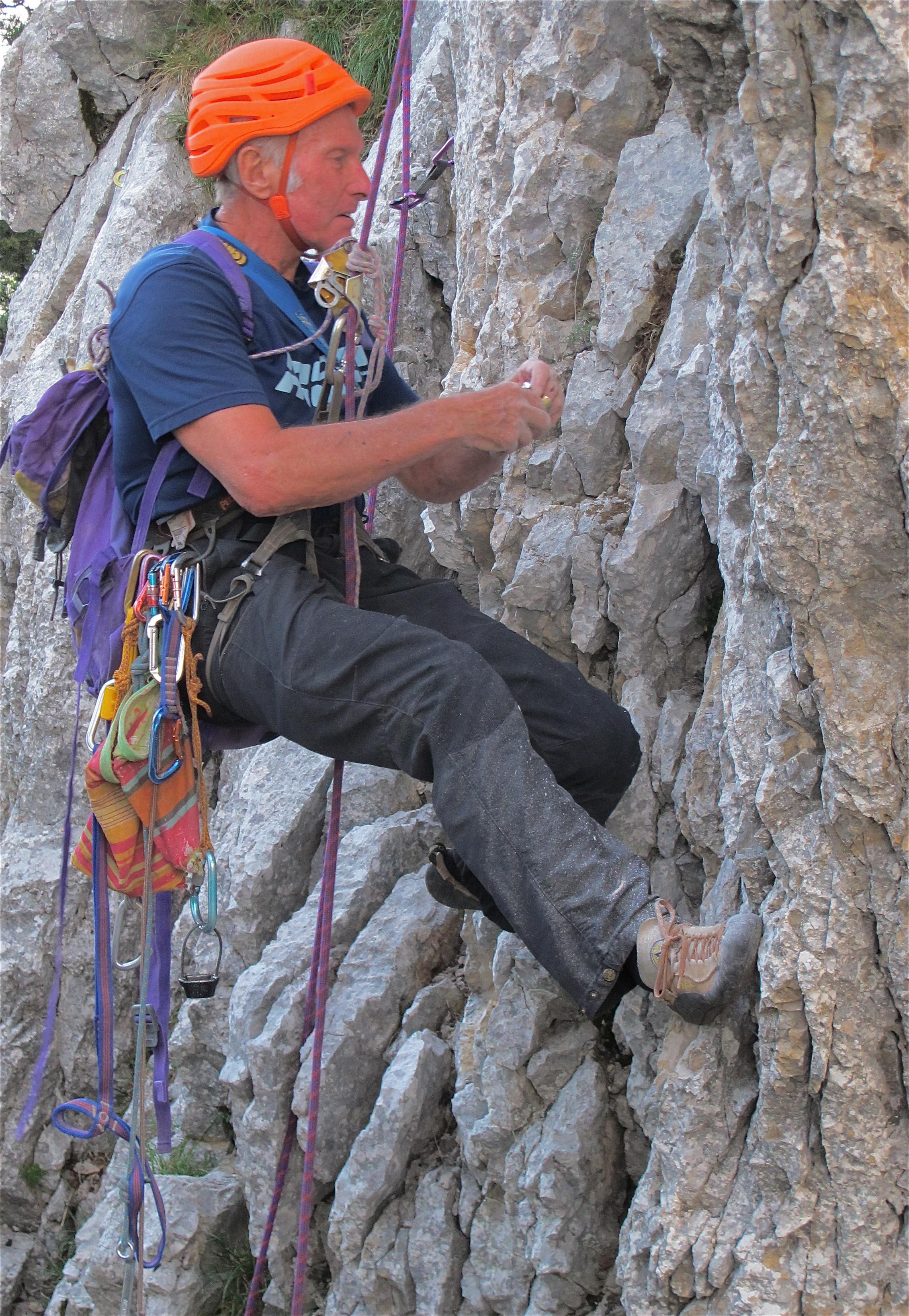 Jura et varappe, escalade ou grimpe
