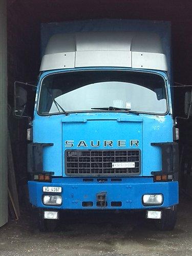 SAURER D290B