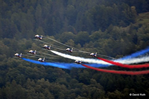 Patrouille de France Sion Air11