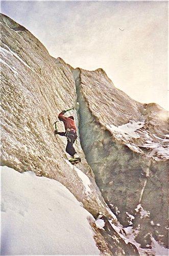 Glacier du Trient et réchauffement climatique