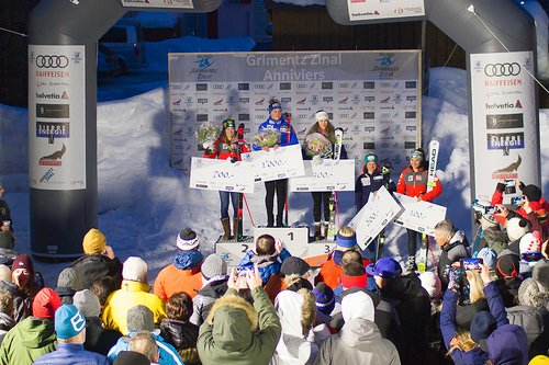 Coupe d'Europe de ski alpin Dames