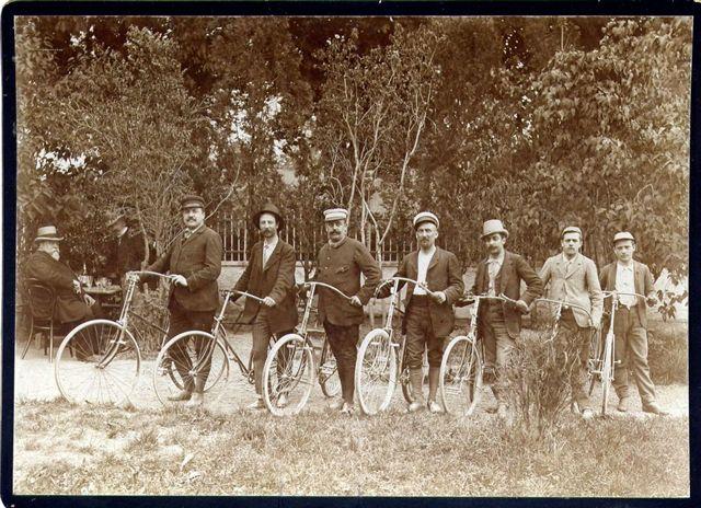 Sorties à vélos