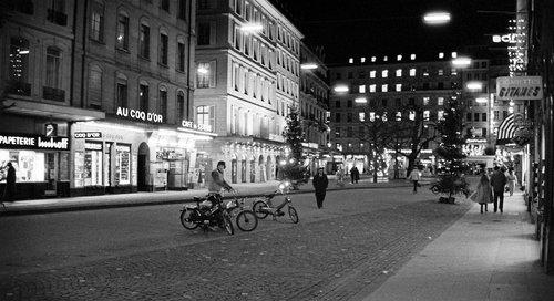 Genève, Place du Molard