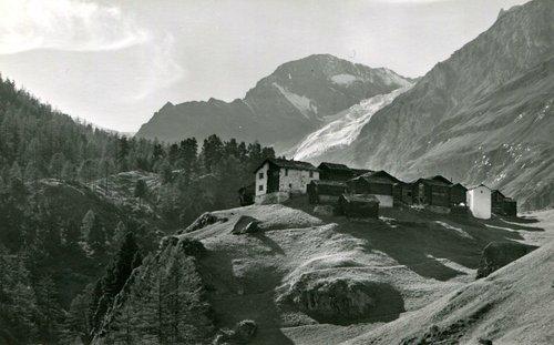 Zmutt près de Zermatt