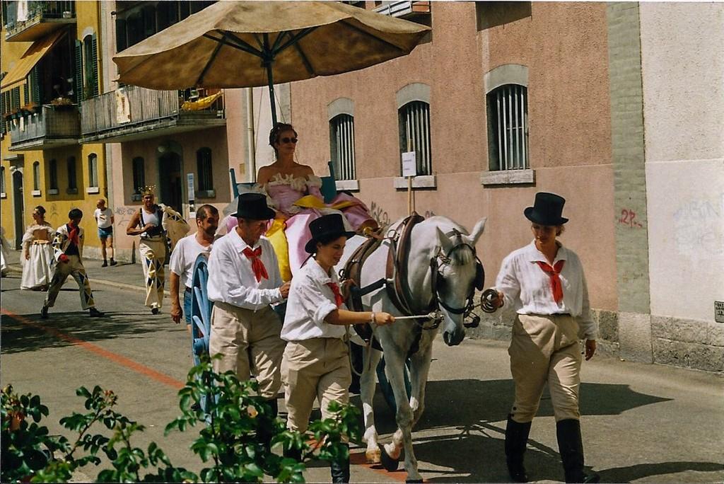 Fête des vignerons Vevey 1999