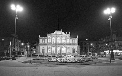 Genève, le Conservatoire de Musique