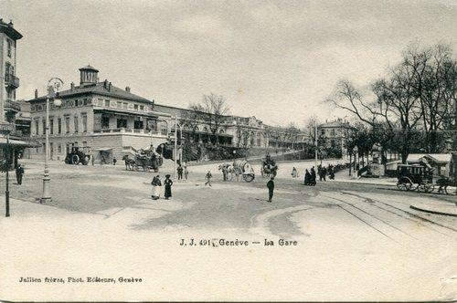 Genève - Cornavin