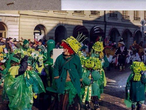 Carnaval de Bulle 1999