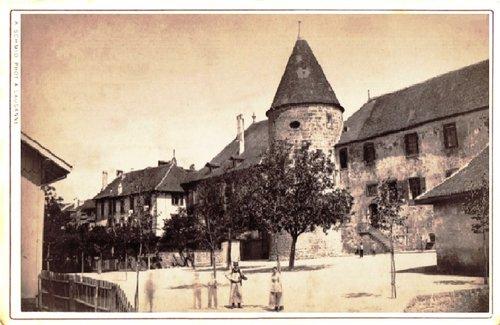 Le Château d'Yverdon
