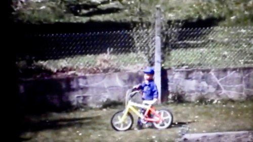 Apprentissage du vélo!