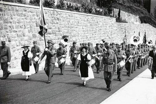 Fanfare du Corps de police de Lausanne
