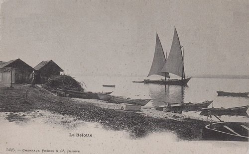 Genève Cologny La Belotte