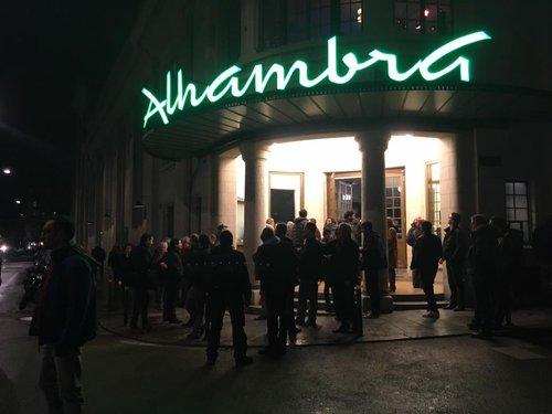 Magma à l'Alhambra