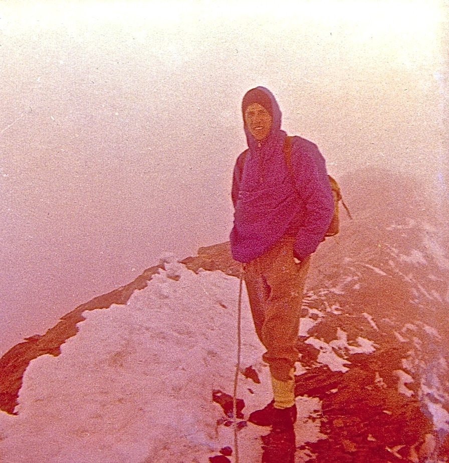 Cervin, 4478 mètres