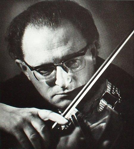 Henryk WIENIAWSKI, Concerto pour violon et orchestre No 2, en ré mineur, op. 22, Michel SCHWALBÉ, Orchestre de la Suisse Romande, Stanislas SKROWACZEWSKI, Victoria-Hall, Genève, 23 janvier 1963