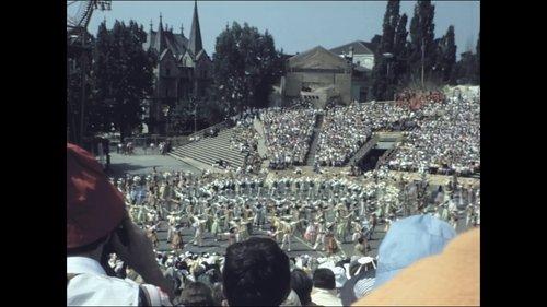 Fête des Vignerons - 1977 - Vevey - film 8mm