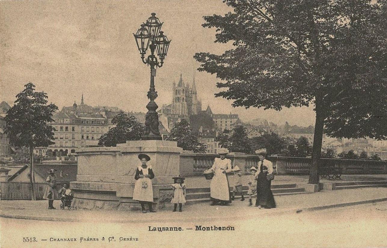 Lausanne Montbenon