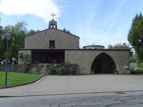Aubonne, église catholique